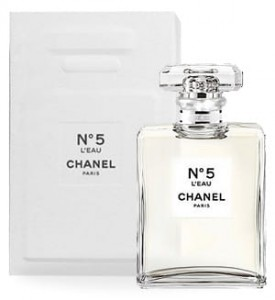 Chanel N'5 L'eau edt