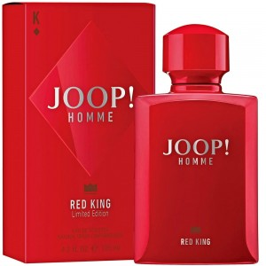 JOOP!  Homme Red King Edition edt