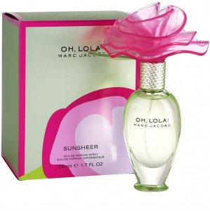 Marc Jacobs Oh, Lola Sunsheer edp