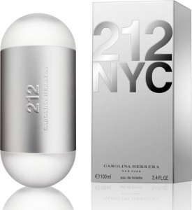Carolina Herrera 212 NYC edt