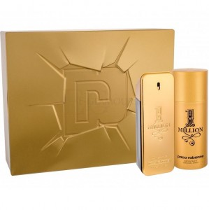 Paco Rabanne 1 Million edt zestaw