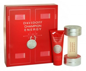 Davidoff Champion Energy edt zestaw